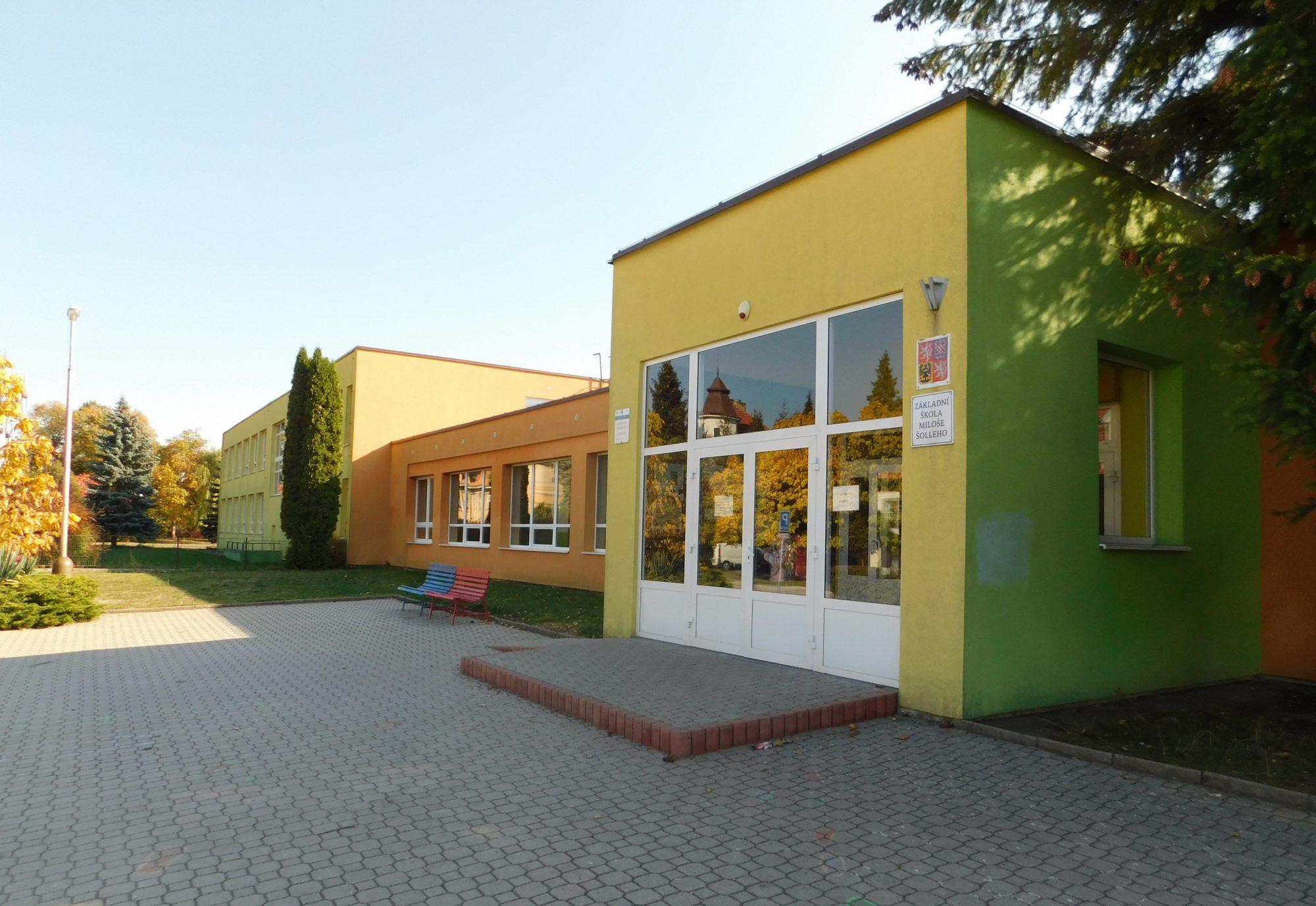 Základní škola Miloše Šolleho Kouřim, okres kolín