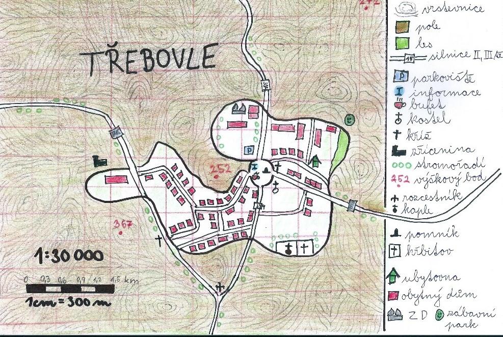 Vytváření map